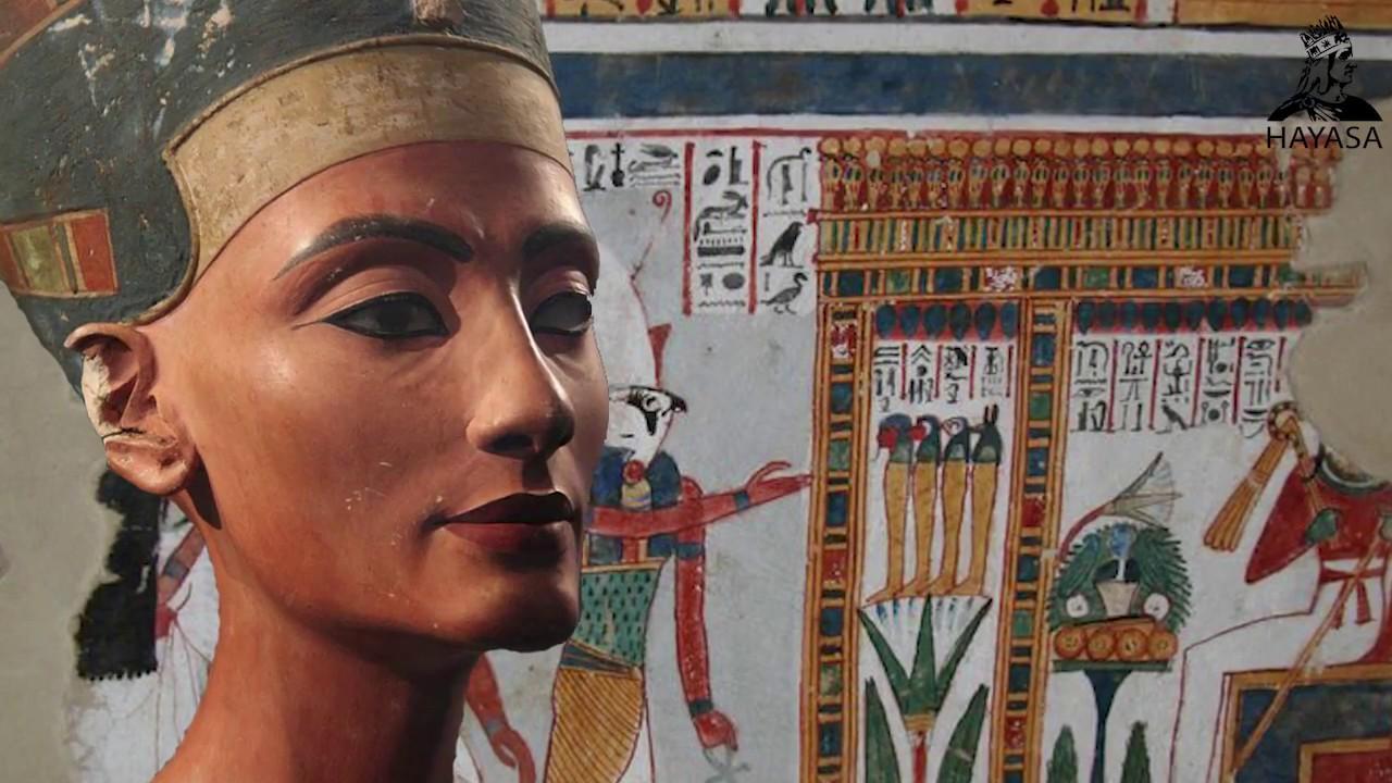 Картинки по запросу Нефертити и загадочная страна Митанни