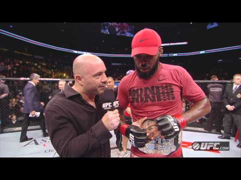 UFC 152: Jon Jones Octagon Interview