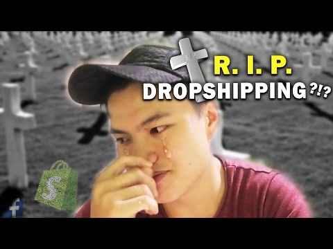 Dropshipping Is Finally DEAD?! (What to expect in the coming years)