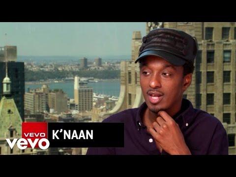 K'NAAN - VEVO News Interview