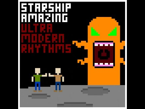 Starship Amazing - You've Got The Cash Reserves Of A Tortilla