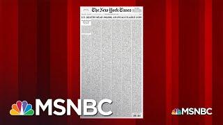 U.S. Death Toll From Coronavirus Nears 100,000 | MSNBC