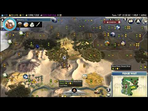 Sid Meier's Civilization V: German Part 7  