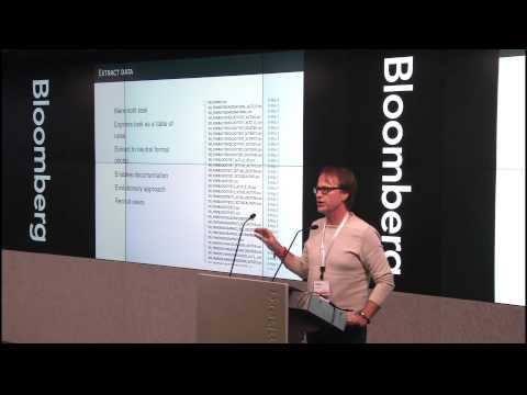 Paul Agapow: Rescuing and exploring complex life science data