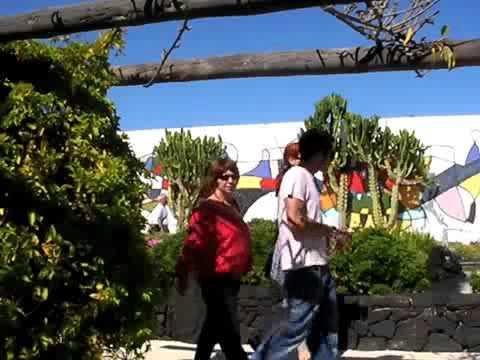 Lanzarote: Fundación César Manrique Museum und Stiftung