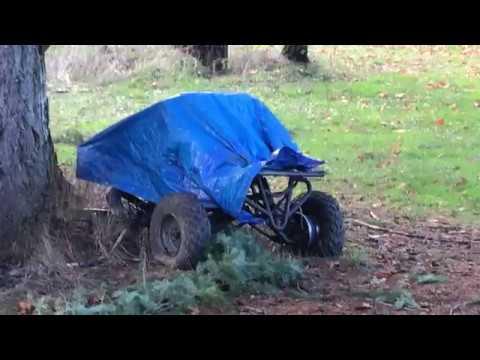 Bruce Jenner ATV