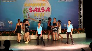 3rd Summer Salsa Fest - Malambo Kids