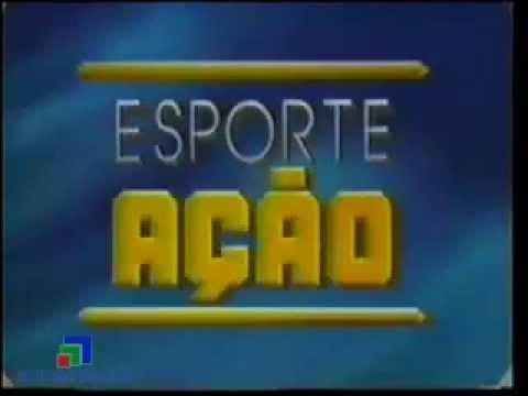 Abertura Esporte e Ação - Rede Manchete (1989)