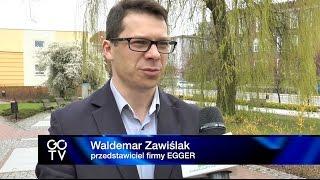 Egger wybuduje fabrykę płyt wiórowych w Biskupcu