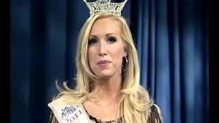 Miss Virginia 2011, Elizabeth Crot, on Texting