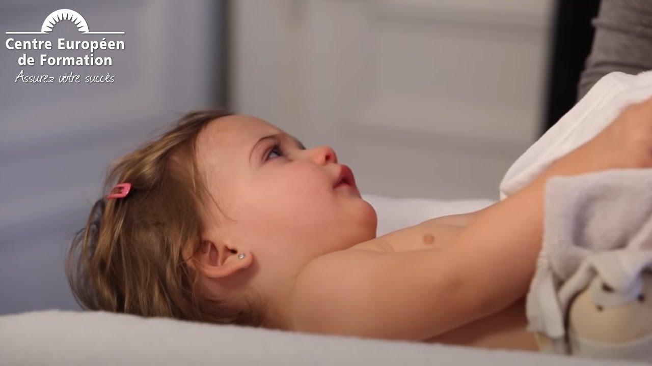 Linflammation sur la personne après le bouton