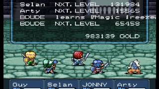 Let's Play Lufia 2 part 45: Tower Of Truth