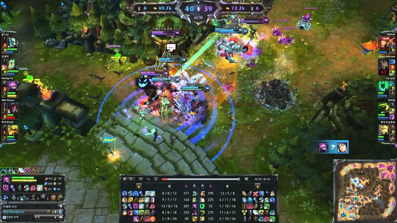 Images of League Of Legends Gameplay    SpaceHero League Of Legends Gameplay   LoL Pentakill Kennen 2015