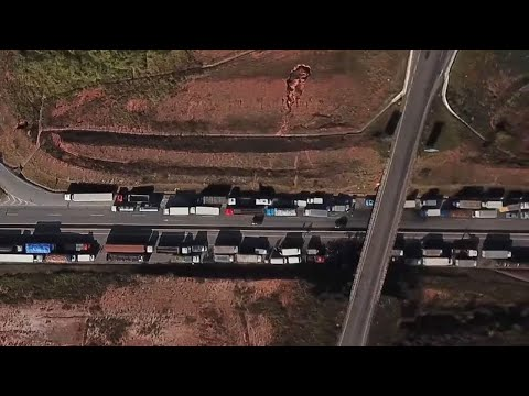 The Heat: Brazil truck drivers strike brings country to a halt Pt 2