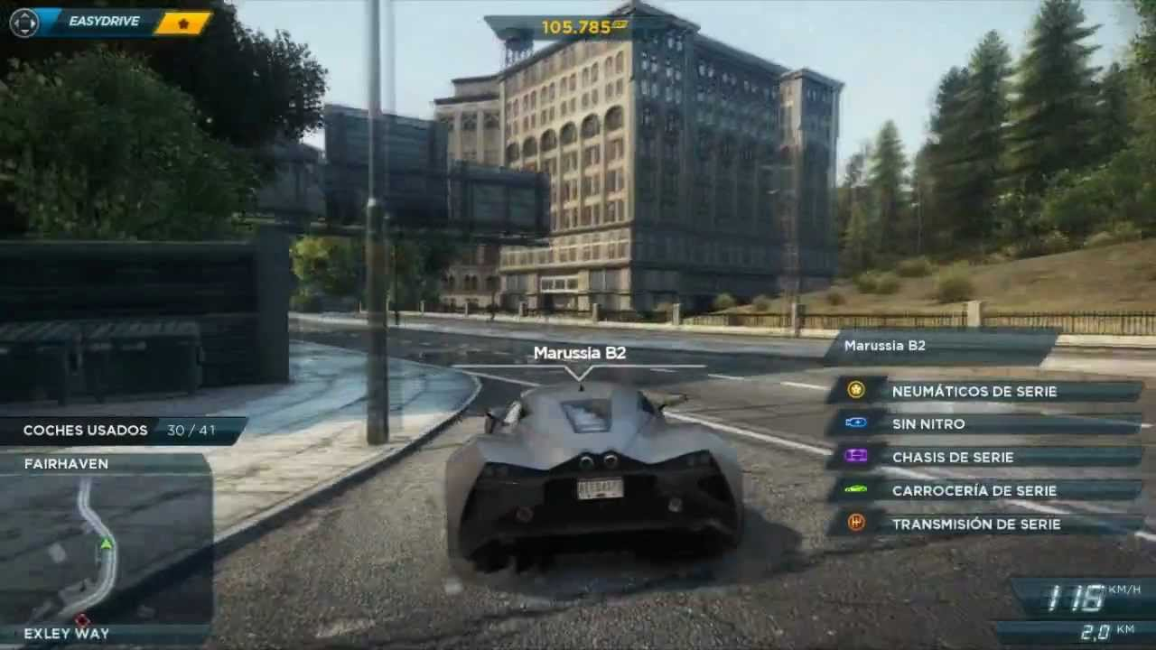 marussia b2 location need for speed most wanted 2012 youtube. Black Bedroom Furniture Sets. Home Design Ideas