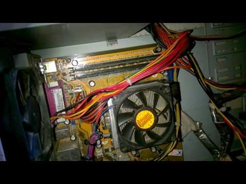 Asus K8U-X AMD Sempron NVIDIA GeForce4 MX 440