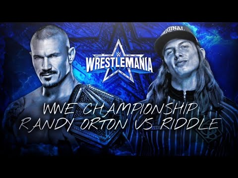 Download WWE WrestleMania 38 Dream Match Card Predictions
