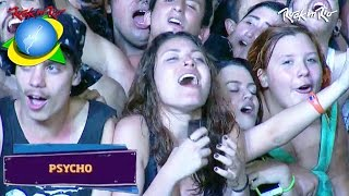 System Of A Down - Psycho LIVE【Rock In Rio 2015   60fpsᴴᴰ】