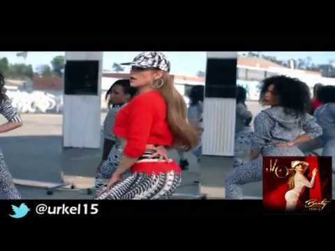 Jennifer Lopez Ft Pitbull & Iggy Azalea '' Booty ''  ( Uncensure Video )