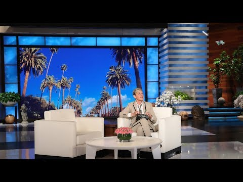 Ellen Attempts to Make Up for Her Failed Anniversary Present to Portia