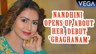 Pretty Actress Nandhini Opens Up About Her Tamil Debut 'Graghanam' || Latest Tamil Film News