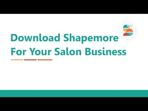 Shapemore Business - Salon & Spa Software | Download Android Application