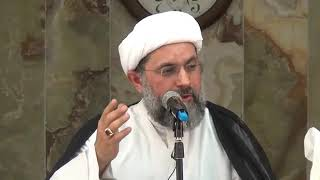 الشيخ عبدالله دشتي - رسالة الإمام موسى الكاظم عليه السلام من السجن إلى هارون العباسي