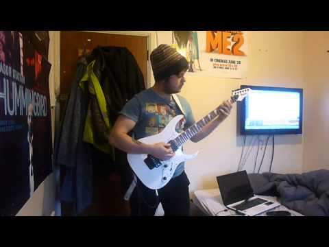 Europe - Heart Of Stone (Blake Palmer Cover)