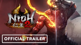 Nioh 2 - Official Release Date Trailer