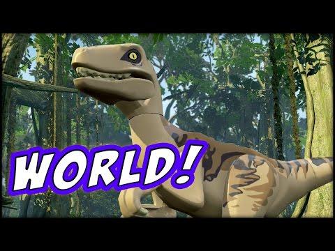 LEGO Jurassic World - LBA - EPISODE 14 - JURRASIC WORLD FINALLY!