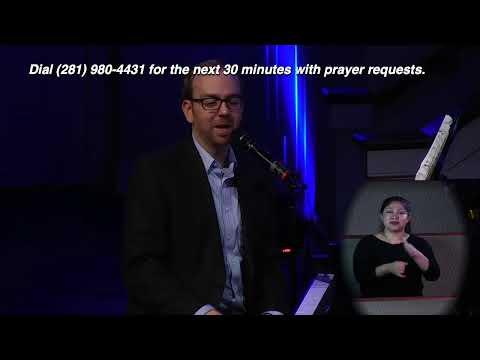 SLBC - Sunday Worship Service - March 15, 2020