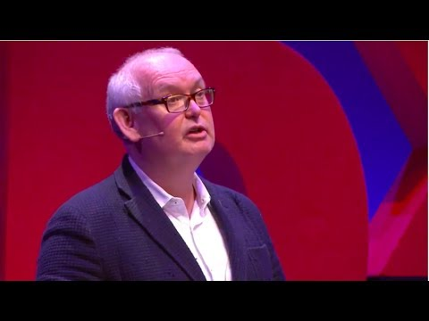 How grief feels | Robbie Stamp | TEDxLondon