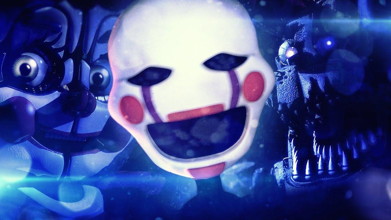 NIE STAĆ MNIE NA PLUSZAKI (ʘᗩʘ') | FNaF: Ultimate Custom Night #7