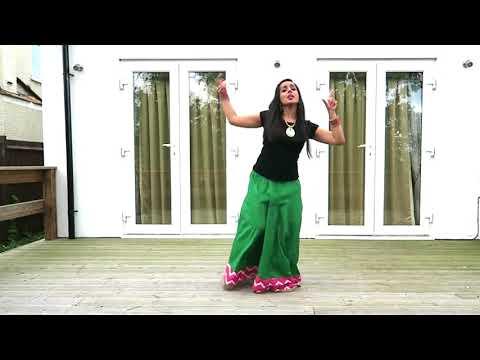EASY BOLLYWOOD INDIAN WEDDING DANCE STEPS  NACHDE NE SARE   BOLE CHUDIYAN  CHITTIYAAN KALAIYAN