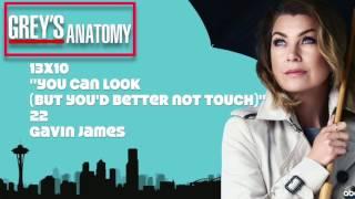 Download Grey's Anatomy Soundtrack -