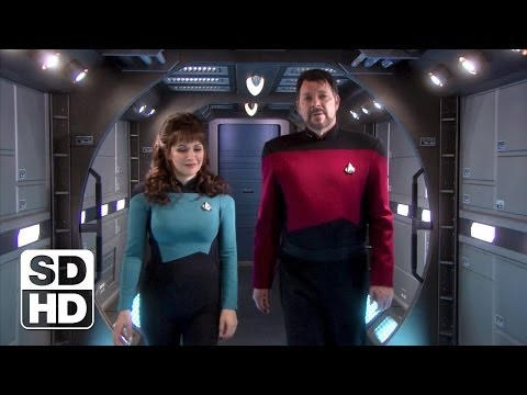 "Star Trek ENTERPRISE: ""These Are the Voyages"" DVD vs. Blu-ray"