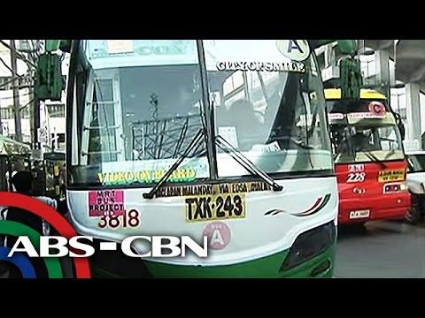 Ilang grupo, 'di bilib sa MRT bus project