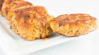 Fish Recipes: How To Make Salmon  Patties (Salmon Cakes)