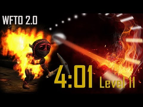 WFTO 2.0 Speedrun - Level 11 (Mondrian) |