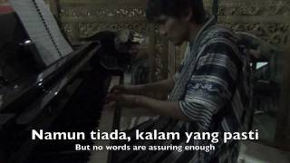 AB No Word Is Worthy Piano (Sami Yusuf with Lyric)