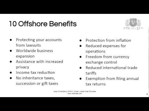 Incorporation Offshore | What Are The Benefits?