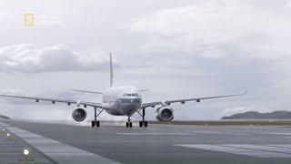 Piloci nie mogli zmniejszyć prędkości podczas lądowania! [Katastrofa w przestworzach]