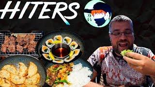 Обзор Hiters в Рынок на Ленинском Москва. Корнер от корейского ресторана Hite. #PRostoEda