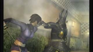 Tenchu - Shadow Assassins - Trailer - Ayame's A Bad Girl