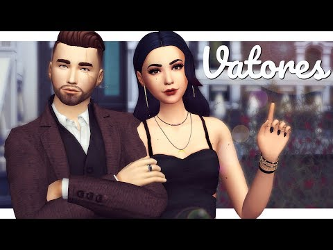 THE VATORES | Sims 4 Townie Makeover thumbnail
