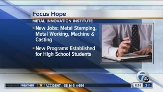New Canton high tech metal manufacturing plant expected to bring thousands of jobs