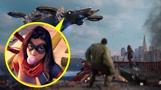 Avengers E3 2019 Trailer: Every Hidden Detail You Totally Missed