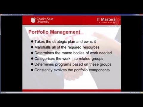 Lecture 3: Free Short Course - Program Management Professional
