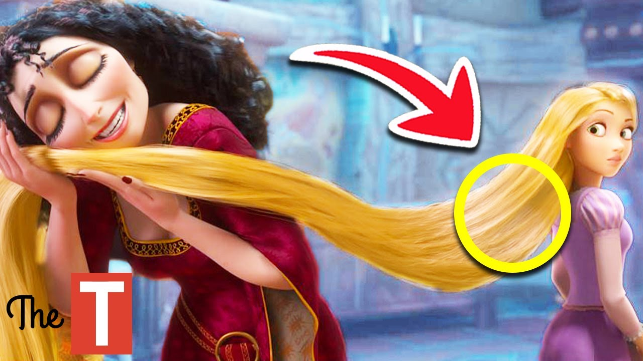 20 Secret Facts About Disney Princesses No One Noticed Youtube