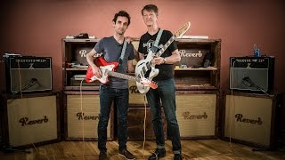 Nels Cline and Julian Lage: Reverb